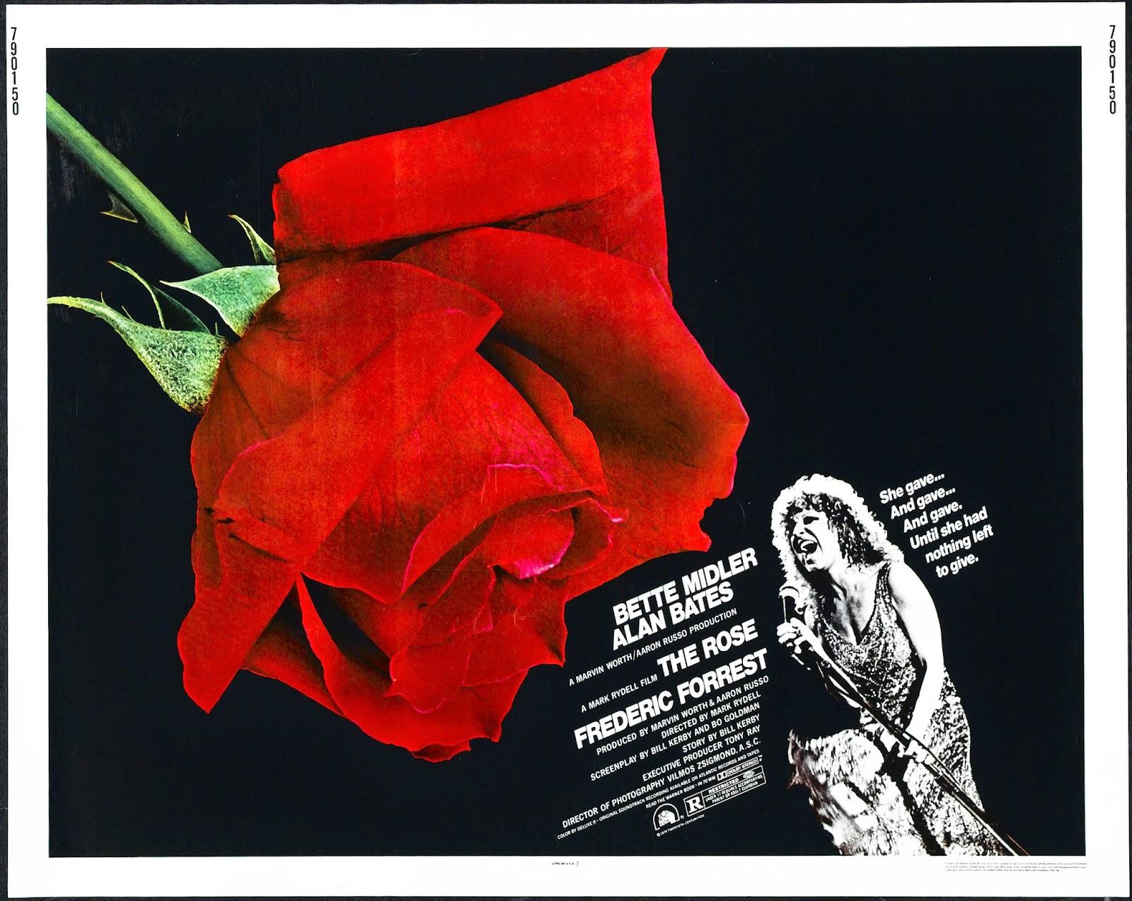 film club the rose � ten stars or less