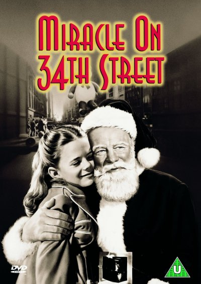 miracle on 34th street 1947 poster