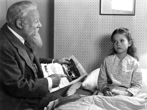 argumentative august 37 � miracle on 34th street 1947
