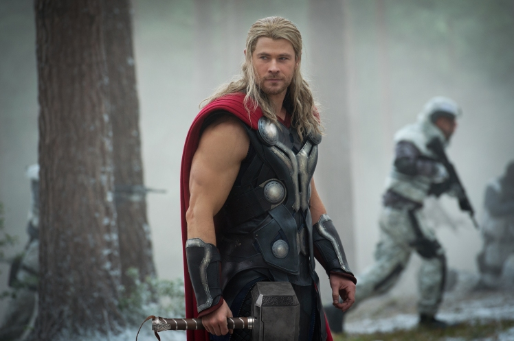 Marvel's Avengers: Age Of Ultron..Thor (Chris Hemsworth)..Ph: Jay Maidment..?Marvel 2015