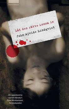 lettherightoneinswedishbookcover